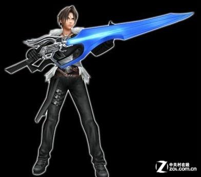 最终幻想8 枪刃