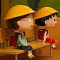 可爱卡通情侣头像一对对,不易被人发现