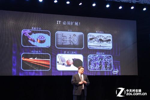 英特尔至强E5 在京举行盛大发布会
