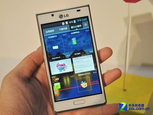 最低1500起步 LG北京首发四款安卓新机图片欣赏,图4-ZOL中关村在线第4张