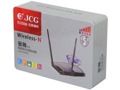 智能黑金刚 JCG JHR-N825R无线路由首测