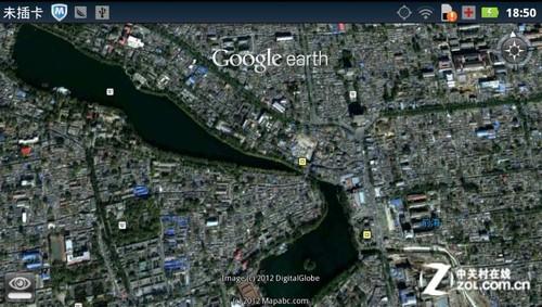 而且显然比一般般的二维平面地图显得更加拉风,谷歌地球的地点详尽
