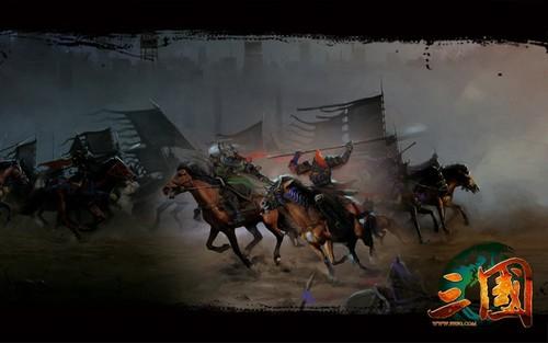 九合《三国》公测将开启 精英测试服4月11日开战