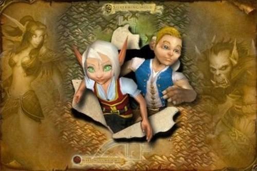 《魔兽世界》中的儿童周与我们所想的儿童节是两个