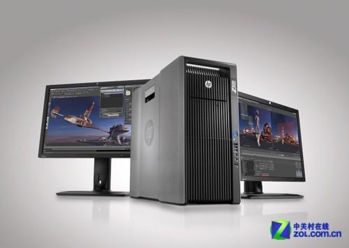 惠普Z820工作站:强大性能满足苛刻需求