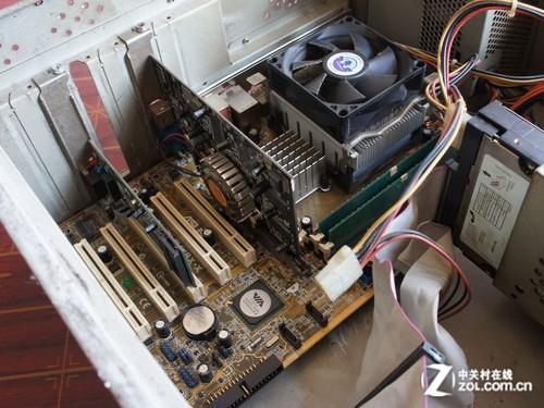 十年电脑的发展历程看看你有几个