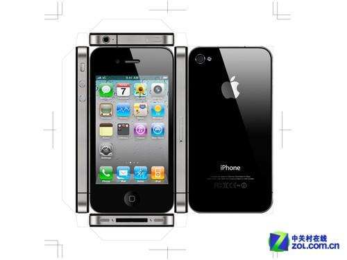苹果4s按装图纸