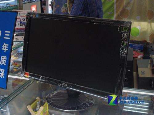 【高清图】 沈阳aoc e2436v大尺寸背光显示器1099图1
