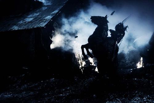 狼人与吸血鬼的千年战争《黑暗帝国》