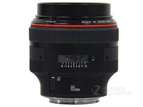 佳能EF 85mm f/1.2 L II USM侧面