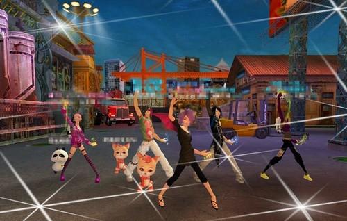 完美世界首款3D《舞转星移》今日公测