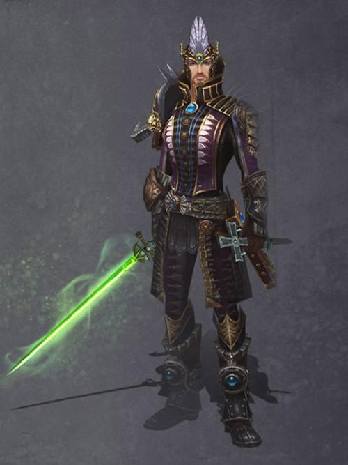 《黑暗帝国》职业PK详解:狙魔猎人驱魔系