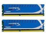 金士顿HyperX 16GB DDR3 1600(KHX1600C10D3B1K2/16G)