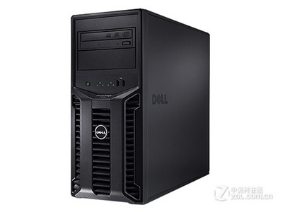 戴尔 PowerEdge T110 塔式服务器(Xeon E3-1220/2GB/500GB)