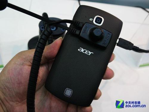 1.5GHz双核+720P 宏碁S500新机重磅亮相