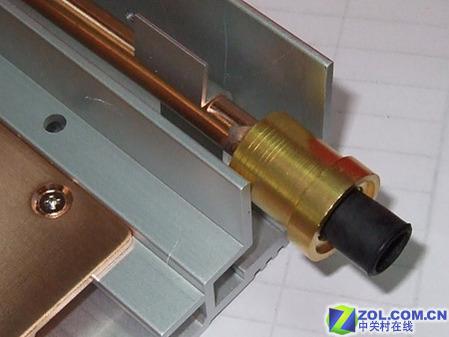 m4硬盘水冷散热器接口