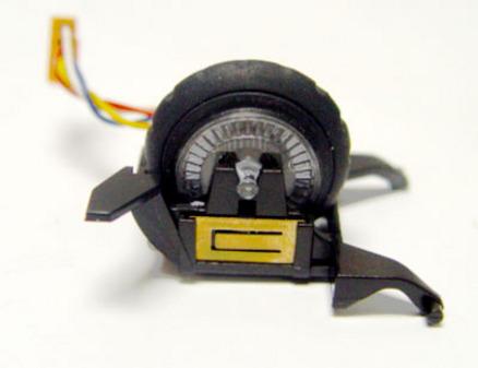 2100机械鼠标内部结构