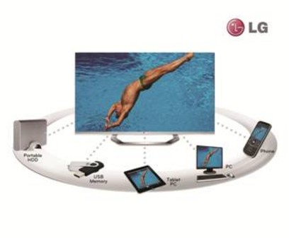 节能补贴+促销买赠 LG Cinema不闪式3D电视热销HOLD不住