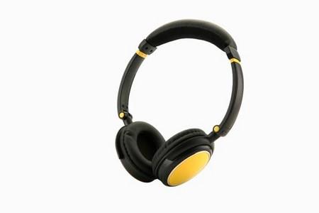 轻便耐用 佳禾KH-6105时尚折叠耳机