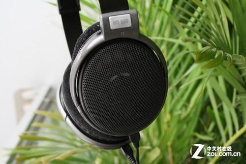 森海塞尔hd650耳机实物图