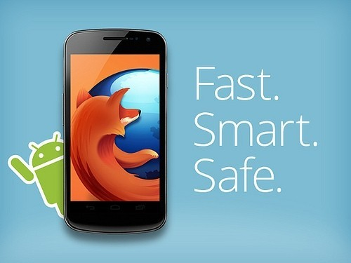 android firefox