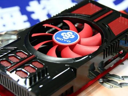 中端经典产品梅捷HD6770枭龙仅699元