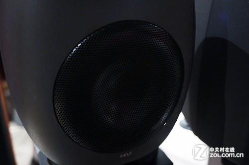 超大动态 HiVi惠威X6监听音箱抢先试听