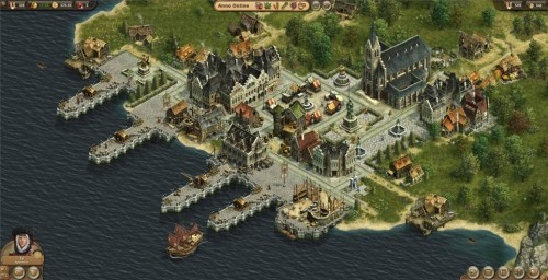 育碧公布页游新作《大航海世纪Online》