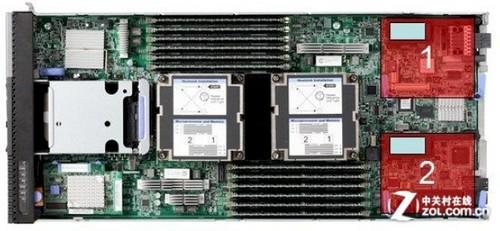 IBM再推震撼武器 解密x86 Flex System