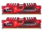 【官方正 品 假一赔十】芝奇 RipjawsX 16GB DDR3 1600(F3-12800CL10D-16GBXL)