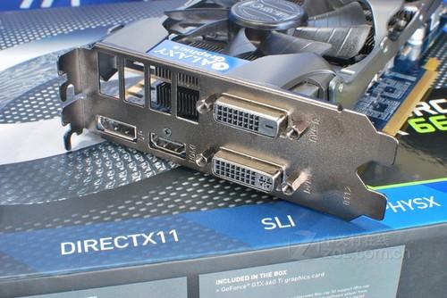 非公版双风扇 影驰GTX660Ti售价2299元
