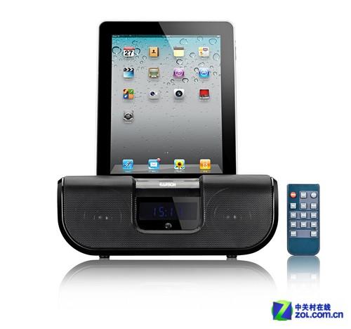 完美支持新iPad! 耳神ER155音箱曝光