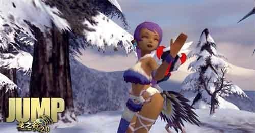 《龙之谷》虚拟偶像计划 爱情公寓到舞娘卡莉