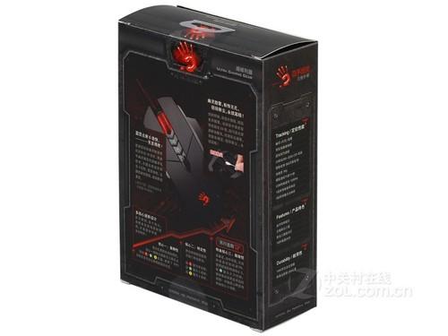 极致舒适 精准体验 血手幽灵V7鼠标评测
