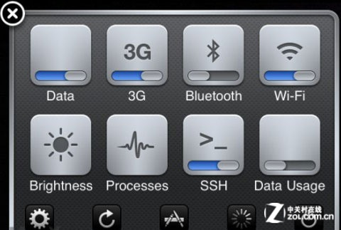 iOS6操作界面点评