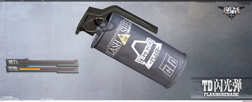 《逆战》游戏资料常用投掷武器介绍
