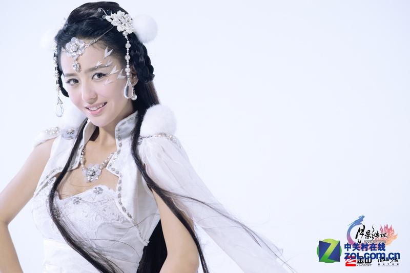 《月影传说》9.19公测 佟丽娅饰演多角色