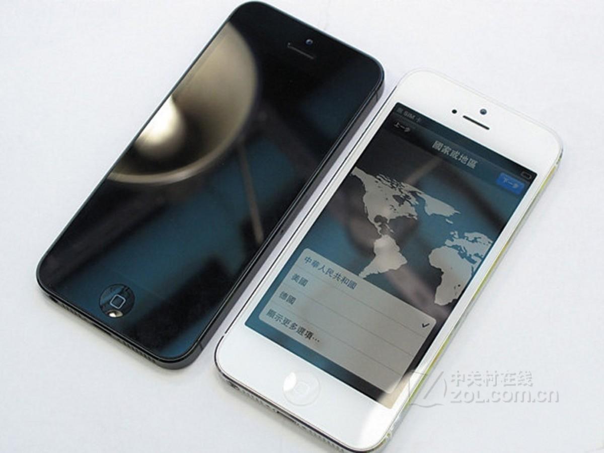 【高清图】苹果(apple)iPhone 5(16GB)实拍图 图377-ZOL中关村在线