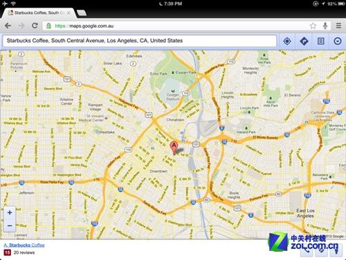 google面向ios用户发布街景地图web版