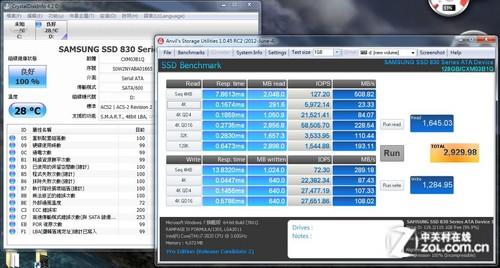 普及版越级神器 三星840系SSD全国首测