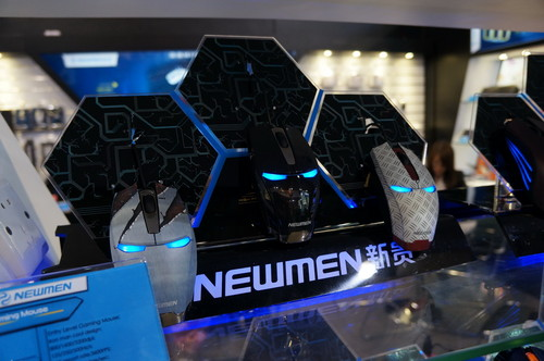ceg5JwCMQB14Q Newmen debuts Iron Man look alike mouse in Hong Kong