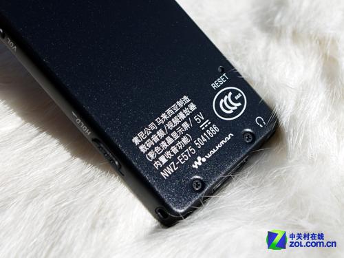 千元内唯一降噪Walkman 索尼NWZ-E575评测