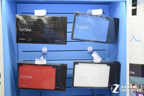 苏宁全球首发 微软宣布Surface中国上市