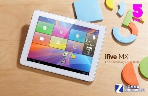 媲美iPad mini? 五元素ifive MX发布