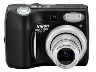 尼康7600