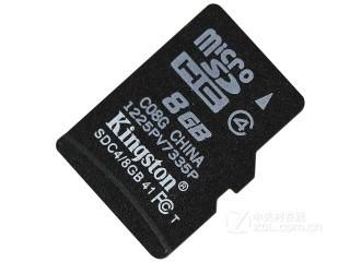 金士顿Micro SDHC/TF卡 Class4(8GB)