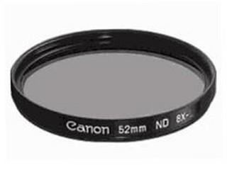 佳能58mm中密度滤镜 ND-8 L