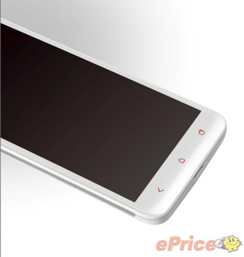 黑白棕三色 12月HTC Droid DNA发国际版