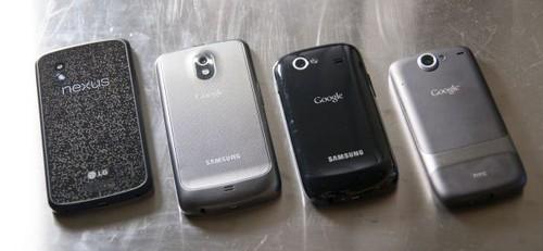 GALAXY Nexus/Nexus 7获Android4.2推送