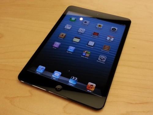iPad mini 2再曝光 视网膜屏+A6X处理器